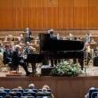 """Noches de Esperanza""  a beneficio de Cáritas. Teatro Monumental 5 abril 2014. Orquesta Filarmónica de España y Joaquín Achúcarro."
